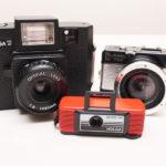 フイルムカメラの種類