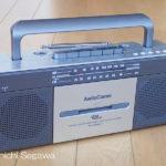 【カセット】USBラジオカセットレコーダー