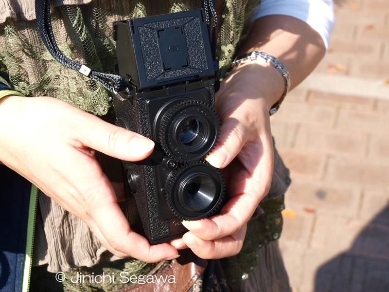 フイルムカメラ撮影