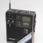 人気のBCL受信機 「スカイセンサー5500」